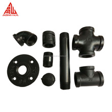 Chinese Factory Offer Black Malleable Iron Pipe Fitting