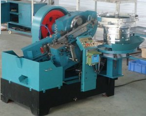 New condition thread rolling machine