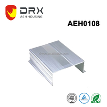 Extruded Aluminum Portable Generator Enclosure With End Plates