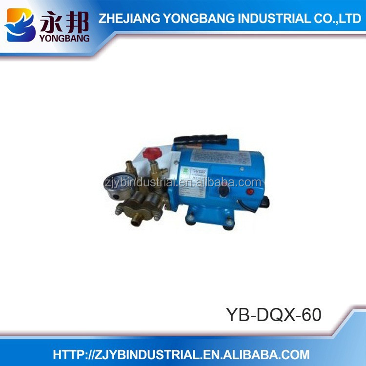 Factory Price YONGBANG Testing Equipment YB-DQX-60 Personal Self Electric Car Wash Machine