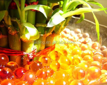 Home Decoration colorful water bead for air fresheners and plant soil
