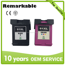 61 ink cartridge for HP 61XL remanufactured inkjet cartridge
