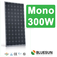 China Manufacturers with Cheap Price Per mono 300Watt Solar Panels