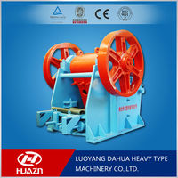 Iron ore crushing equipment coarse jaw crusher
