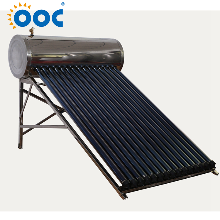 Best Choose Pp Inner Tanks For Pipe Portable Solar Water Heaters