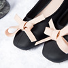 ZH0791J Low Price Popular Cute Flat Casual Women Ballerina Shoes