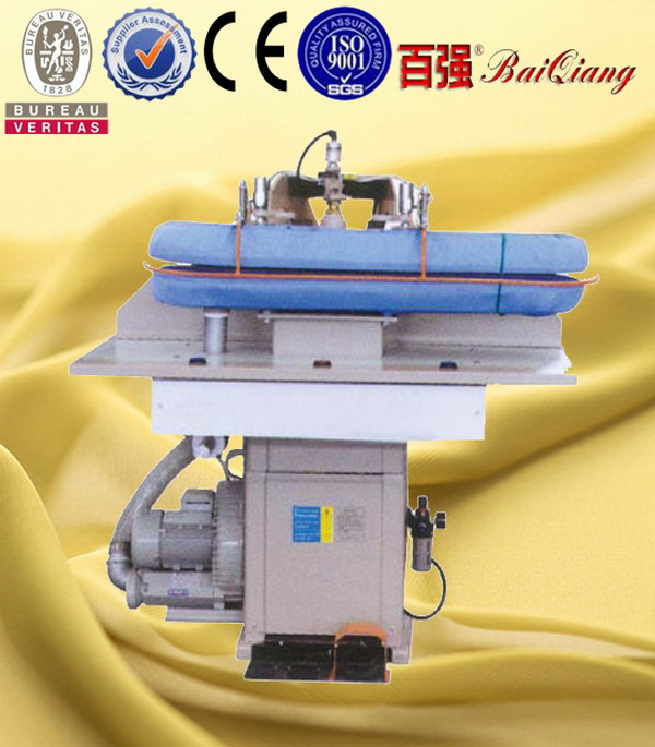 Hot style high quality shirt collar press machine