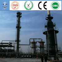fuel chemical refinery process of crude oil distillation equipment for sale