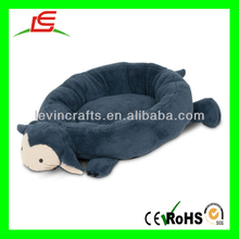 D861 Novelty Cosy Plush Puppy Pet Beds for Dog