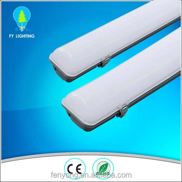 2015 hot! China three proof led light IP65 water proof ,dust proof with ROHS VDE CE certificates