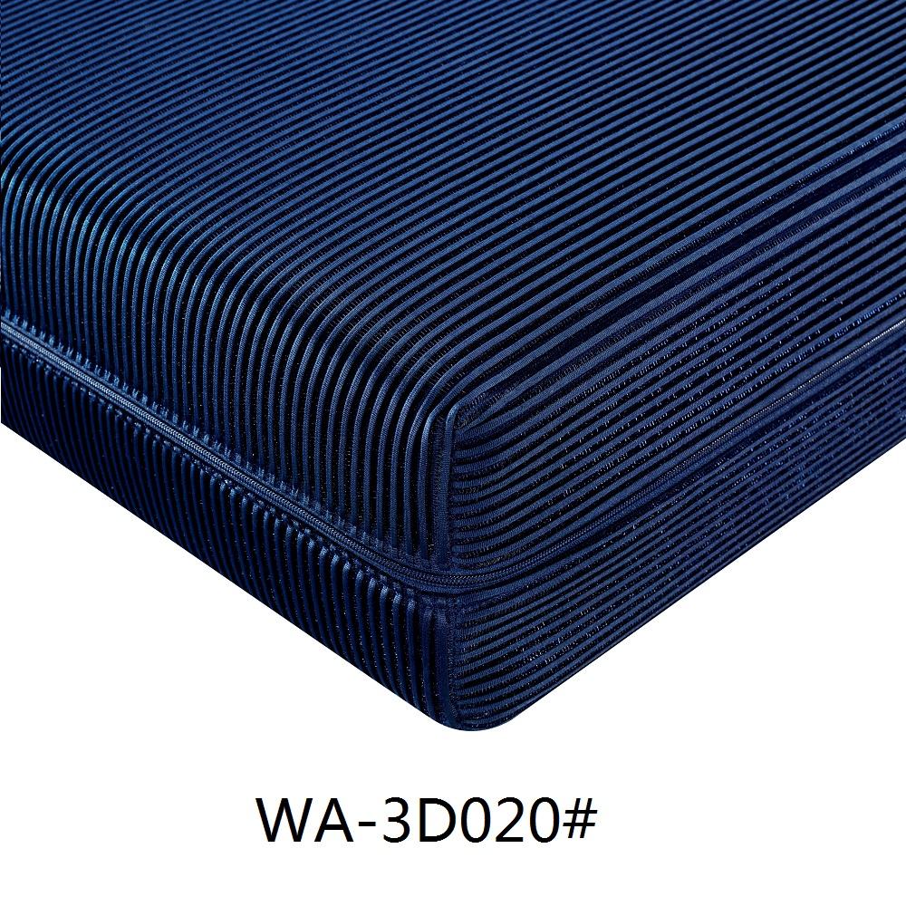 Double Size Washable Luxury Made In Foshan Technology Camping Floating Tube Air Mattress - Jozy Mattress   Jozy.net
