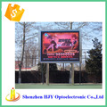outdoor full color import p10 led panel