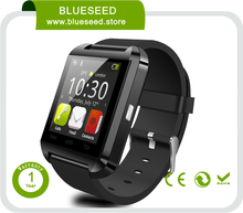 Wireless Bluetooth Smart Watch U8 Android WristWatch Smartwatch Mobile Watch Phone for iPhone 5s 6 6s Plus for Samsung HUAWEI