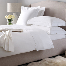Wholesale 250TC CVC 50/50 duvet cover sets/cheap hotel bed linen