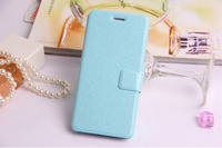 protective book cover for xiaomi 3 folding PU leather standing case