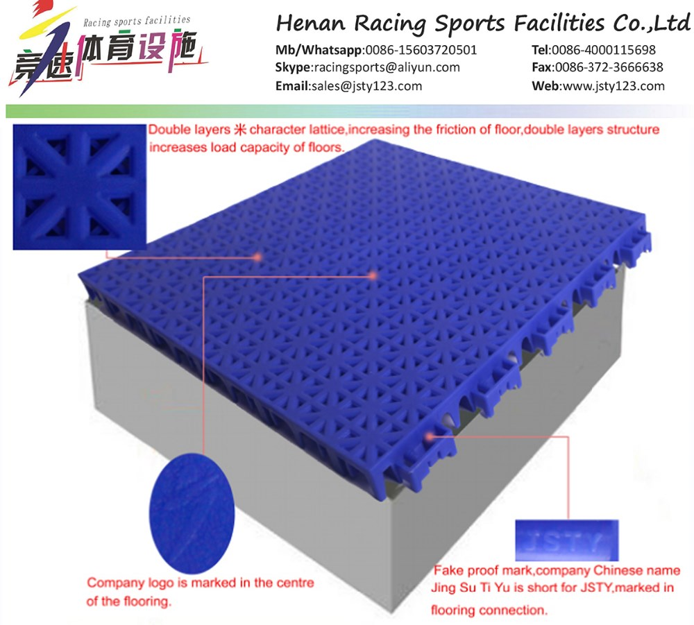 Hot sale factory price indoor and outdoor portable for Indoor basketball flooring prices
