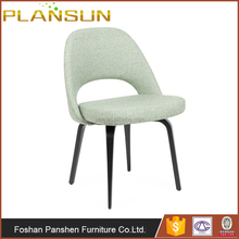 replica modern iconic design semi-circular shape Eero Saarinen style Executive Conference Side Chair