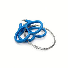 HT038 360 Degree Rotation Mini Rope Wire Saw EDC Outdoor Survival Kits Adventure String Chain Saw