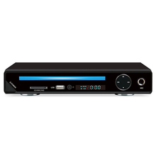 Home use desktop AC90 220V 2ch TV USB SD KARAOKE CD-G reproductor DIVX AC-3 dts VCD DVD player