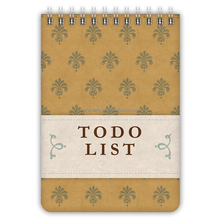 Mini notebook To do list funny designs school office Notepad