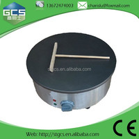 waffle round pancake electric commecial automatic crepe machine