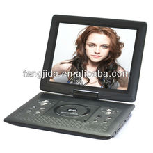 HDLED portable dvd player with tft screen united