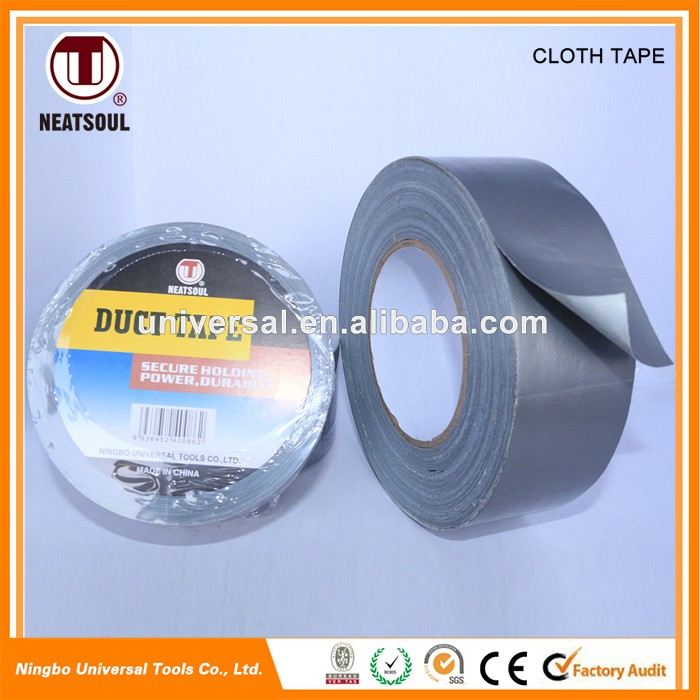 2016 hot selling high quality strong cloth adhesive duct tape