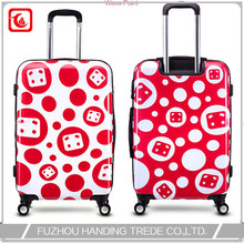 Wholesale kid trolley hard case travel luggage with wheel