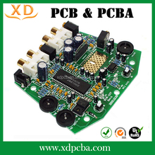 Shenzhen high led traffic light pcb,cctv dvr pcb board and guitar pcb for Amplifier board
