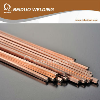 Phos-copper welding rods L-CuP7