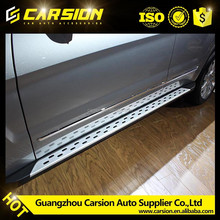 SIDE STEPS RUNNING BOARD TO MERCEDES GLK300 Running Board from carsion Side Step bar For GLK SUV 4*4 auto parts car part