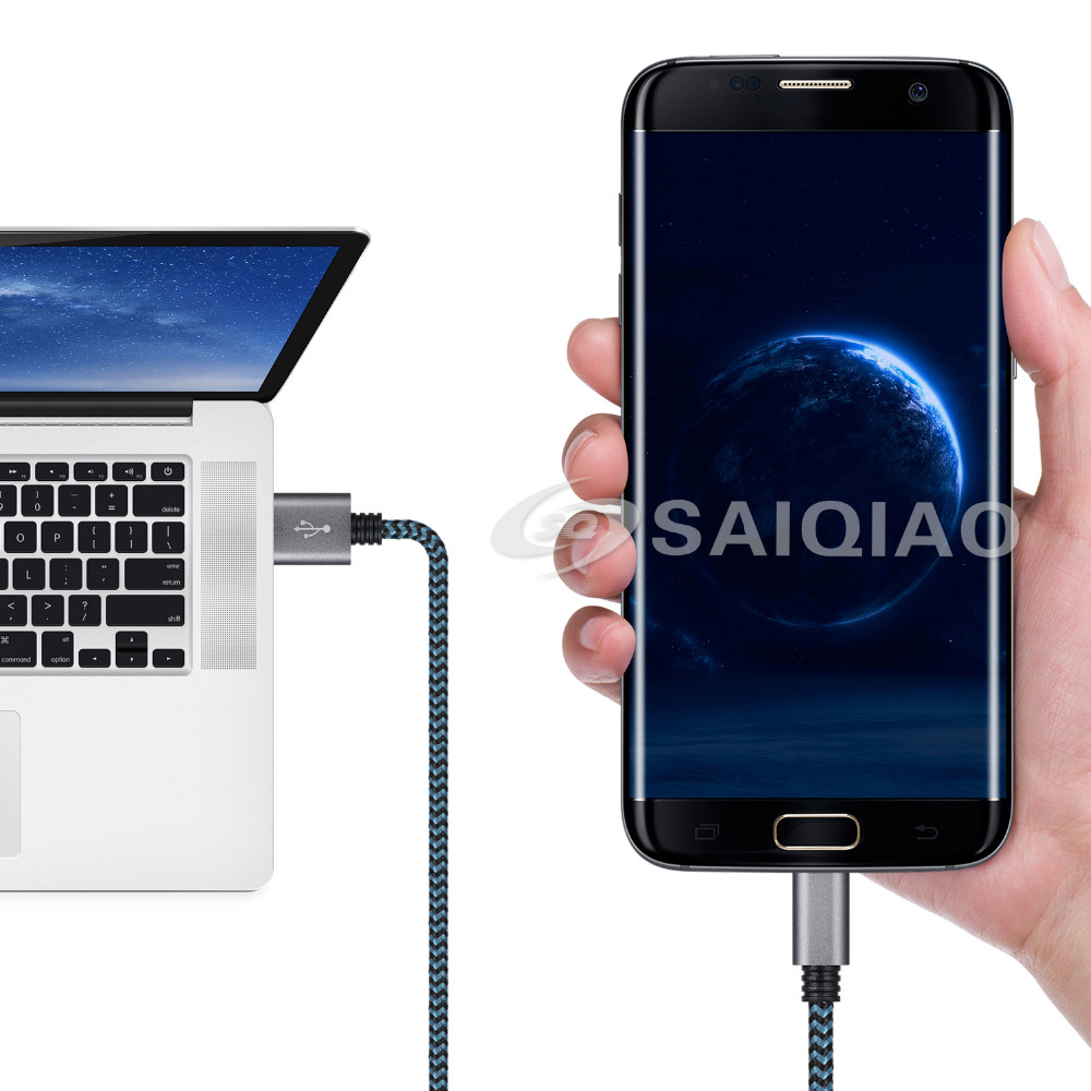 Micro USB Charging data Cable Adapter Charger cable magnetic usb cable for Android phone