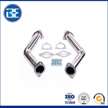 "New High quality Wholesale 3""Turbo Catless Downpipe Exhaust 2.0T Decat"