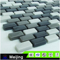 Sale promotion new style broken ceramic tile for swimming pool