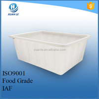 Factory direct foldable fish tank for supermarket use
