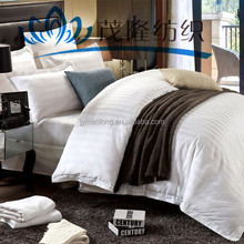 Different TC Strip Style Bed Linen Used to Hotel/Hosiptal