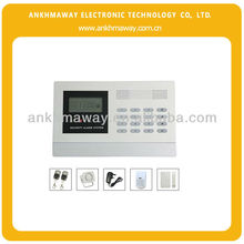 Wireless Living Monitor Home Security GSM Alarm System