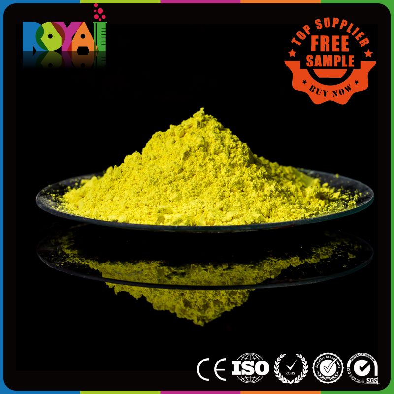 Royai Colors Plastic ,<strong>rubber</strong> ,textile whitening and brightening powder optical brightener ER-III