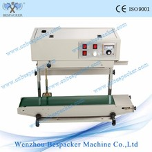 FR-900LW vertical continuous band pvc bag sealing machine