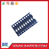 multilayer high density rigid fr4 pcb board with chemical tin