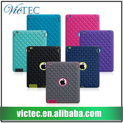 Universal rugged bling 10 inch tablet hard protective case for iPad 2 3 4