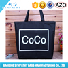 2017 Charming women cotton tote bags handbags nonwoven bags