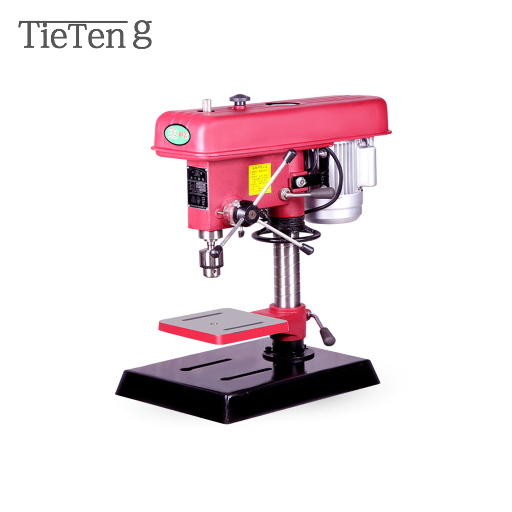 single phase 16mm industrial bench drill press drilling machine