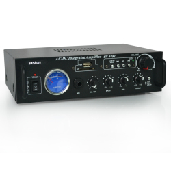 comprar altavoces en china de audio sistema de sonido AV-4481 bass amp