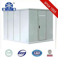 High quality mini cold room keep fruit and vegetable fresh with pu panels