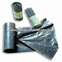 HDPE&LDPE colored Hi-Q(high quality) garbage bags