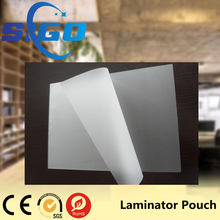 a4 size laminating film Double Sided Laminating Film