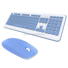 shenzhen custom made bright color multimedia stylish Wireless Mouse