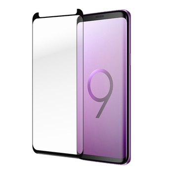 New Mobile Tempered Glass S9 Screen Protector 3D Curved Mobile Glass for Samsung S9 Tempered Glass