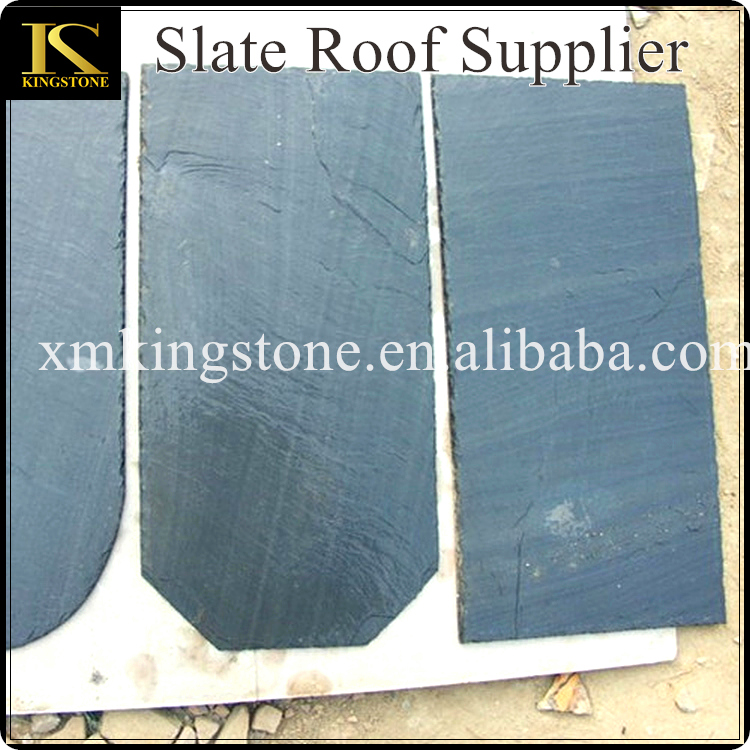 Factory direct price wholesale various sorts of natural black stone roofing slate